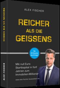 Alex Düsseldorf Fischer Reicher als die Geissens, Amazon Buch kaufen Reicher als die Geissens
