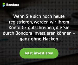 Investieren mit P2P Kredit, Bondora Test, Bondora Vergleich
